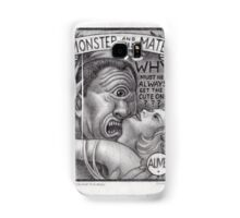 Monster and His Mate Samsung Galaxy Case/Skin