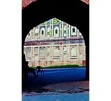 Gates of the Lahore Fort Photographic Print