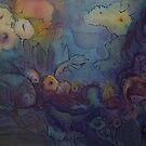 underwater emotions by Ellen Keagy