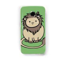 Wildlife Chibi - African Lion Samsung Galaxy Case/Skin