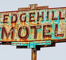 edgehill motel by Lenore Locken
