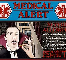 A Vampire's Medical Alert by torg