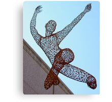 Dancer in the Sky Canvas Print