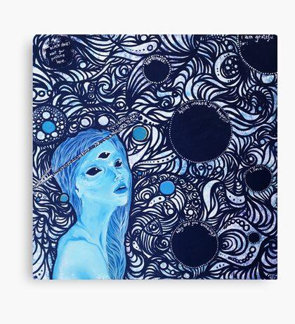 3rd Eye Unblind Canvas Print