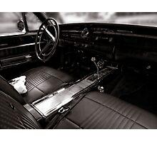 Dodge Coronet interior Photographic Print