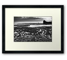 Dawn at Sphinx Rock #1 Framed Print