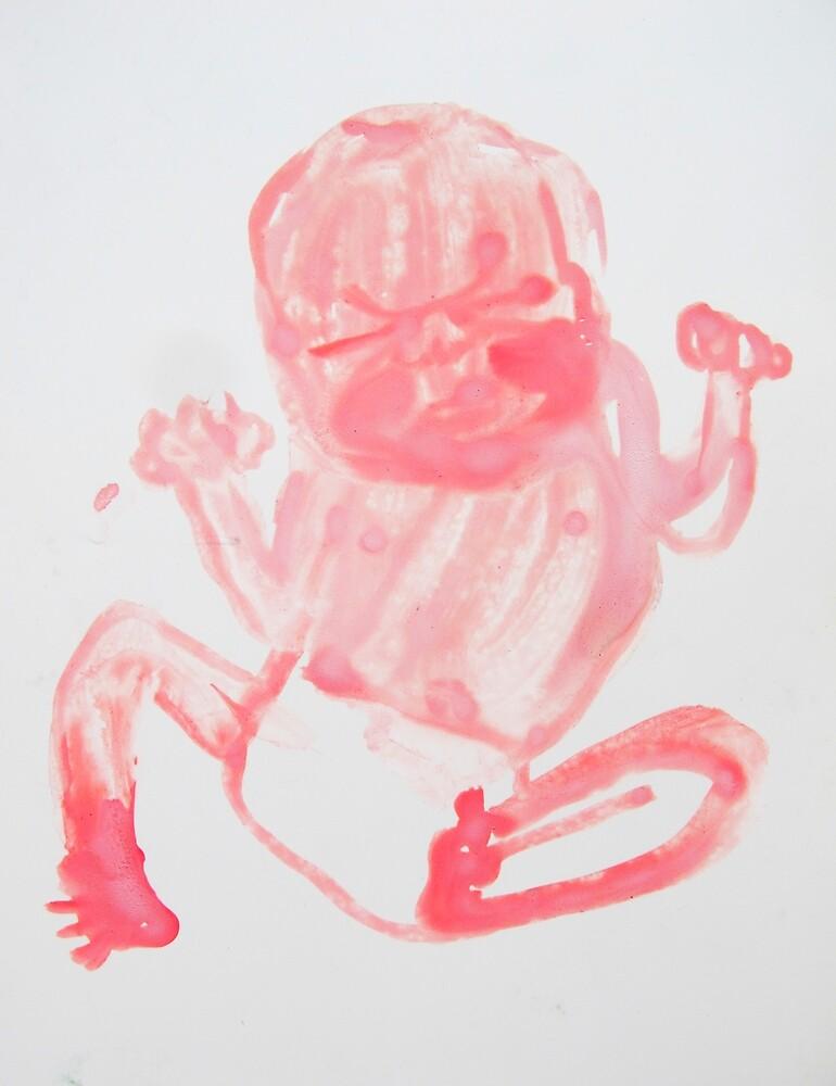 pink newborn by donna malone
