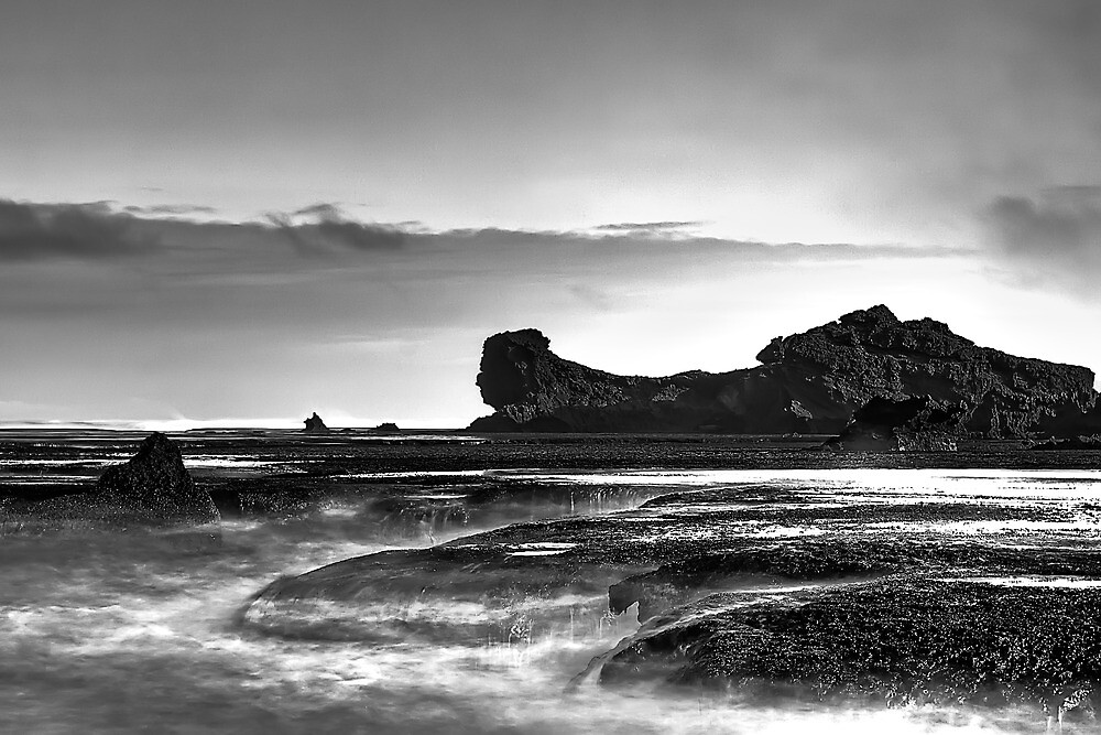 Dawn at Sphinx Rock #2 by Jason Green