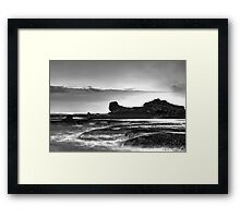 Dawn at Sphinx Rock #2 Framed Print
