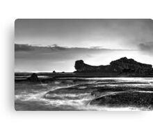 Dawn at Sphinx Rock #2 Canvas Print