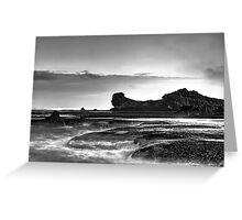 Dawn at Sphinx Rock #2 Greeting Card