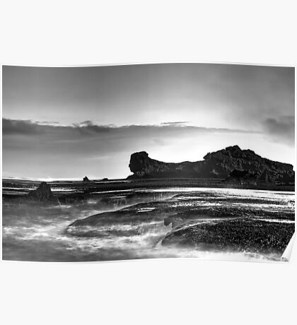 Dawn at Sphinx Rock #2 Poster