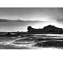 Dawn at Sphinx Rock #2 Photographic Print