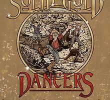 The Original Solid Gold Dancers by torg