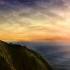 Byron Bay, Lighthouse by Cliff Vestergaard