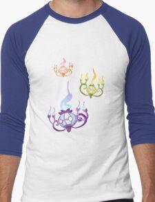 Chandelures on Parade Men's Baseball ¾ T-Shirt