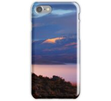 Palomino Valley Glow Fog iPhone Case/Skin