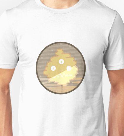 ORANGE GHOST Unisex T-Shirt