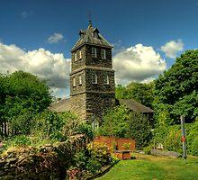 The Clocktower by Jamie  Green