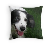 Play Play Play Throw Pillow