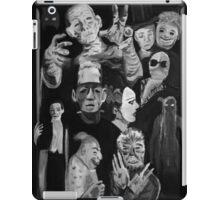 1920s - 1930s Horror iPad Case/Skin