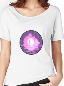 PINK GHOST Women's Relaxed Fit T-Shirt