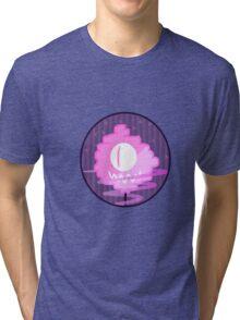 PINK GHOST Tri-blend T-Shirt