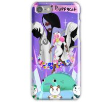 Bee and puppycat! iPhone Case/Skin
