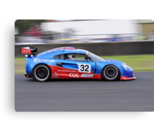 GT Challenge - Eastern Creek NSW - #32 David Mackie - Lotus Elise HPE Canvas Print