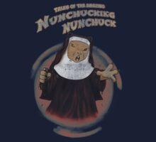 Nunchucking Nunchuck One Piece - Short Sleeve