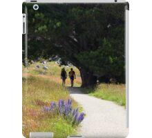 Walking To Castle Hill iPad Case/Skin