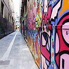 graffiti.  by alexhoward
