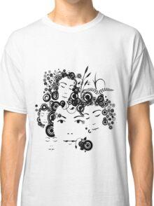 Faces T-shirt Classic T-Shirt