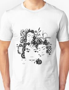Faces T-shirt T-Shirt