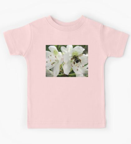 Pollen Packing Bumble Bee Kids Tee