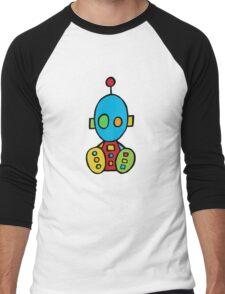 Baby Boy Bot Men's Baseball ¾ T-Shirt