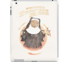 Nunchucking Nunchuck iPad Case/Skin