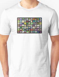 Grid of Stuff T-Shirt