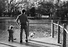 Father and Son by Vince Russell