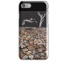 The Dried Land iPhone Case/Skin