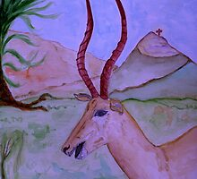 """Antelope"" by Anne Gitto"