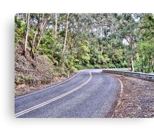 Great Ocean Road HDR Canvas Print