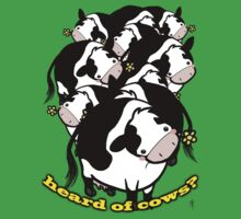 Heard of Cows? One Piece - Short Sleeve