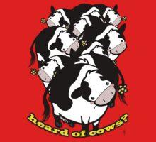 Heard of Cows? Baby Tee
