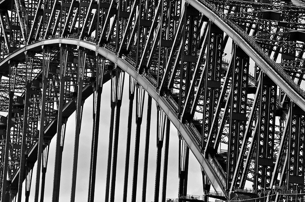 The Bridge From a Slightly Different Perspective by Jen Waltmon