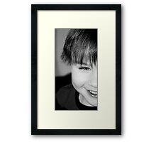 Half Life Framed Print