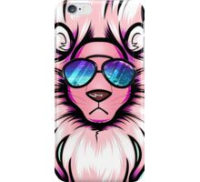 Summer Lion V1 iPhone Case/Skin
