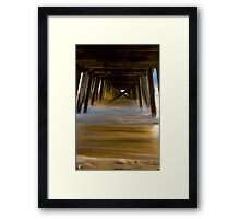 Tempestuous Framed Print
