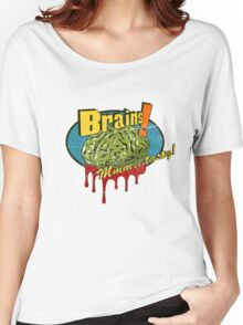 Brains. Women's Relaxed Fit T-Shirt