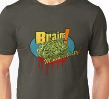 Brains. Unisex T-Shirt